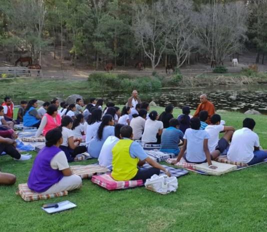 Mindful Camp for Children, Brisbane 2018
