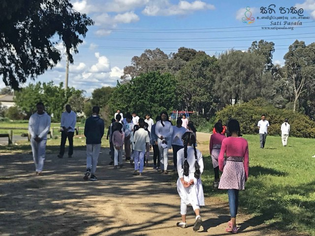 Sati Pasala Bundoora, Australia – October 2019