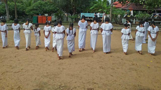 Sati Pasala Mindfulness Program at Ethkandha Rajamaha Viharaya, Kurunegala