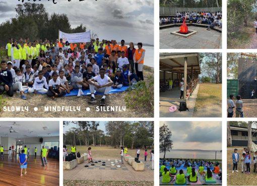 International Mindfulness Camp 2019