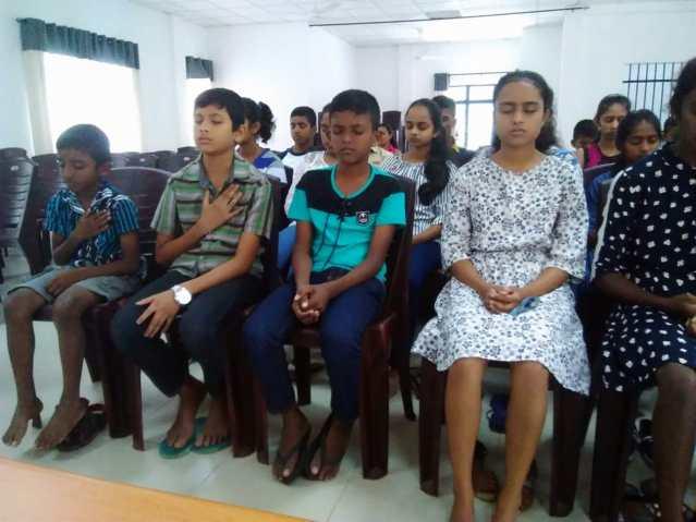 Sati Pasala at Regional Children's Council, Pathahewaheta