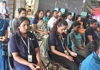 Sati Pasala Program at Lyceum International – Nugegoda