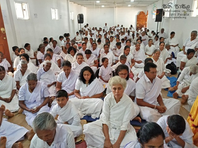 Sati Pasala at Uppalawanna Silmatha Aramaya