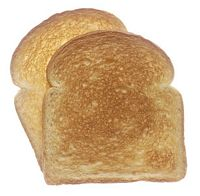 images of the actual big bang toast are copywrighted by don chapman so we can only show this image which is a us govt public domain picture