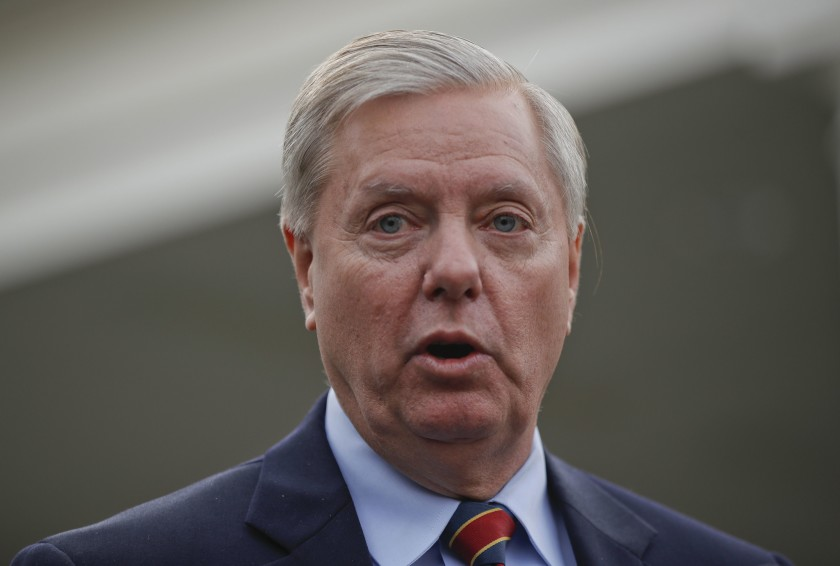 "Graham: ""If the Media Were Nicer to Trump, He Wouldn't Have Tried to Extort Ukraine"""