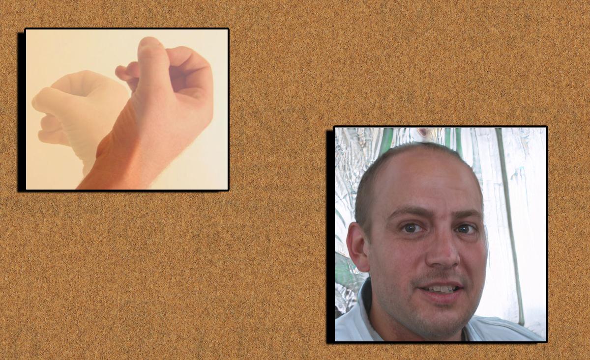 Coronavirus Quarantine Hand Washing Has Man Starting to Enjoy the Feel of Sandpaper on His Junk