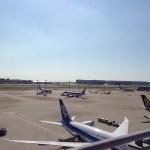 羽田空港国際線ターミナル展望台