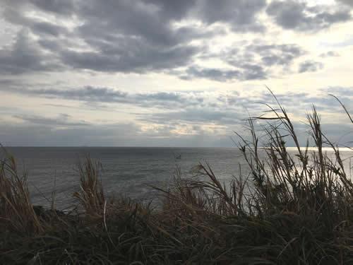 城ヶ島公園からの景色
