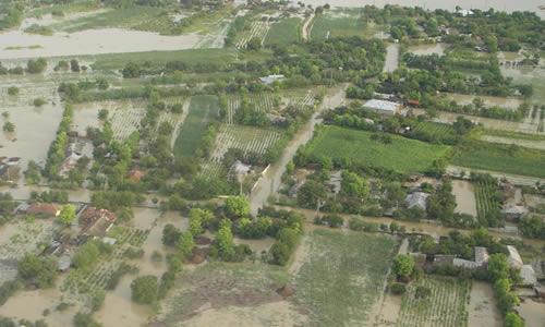 Satu Mare ar putea avea probleme cu precipitaţiile abundente