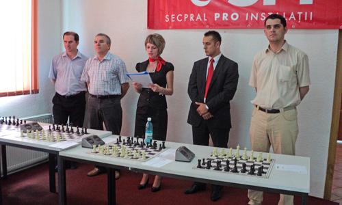 Turneu Internaţional de şah la Satu Mare