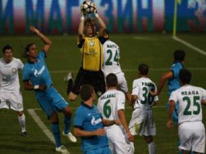 Unirea Urziceni – Zenit Sankt-Petersburg 0-0