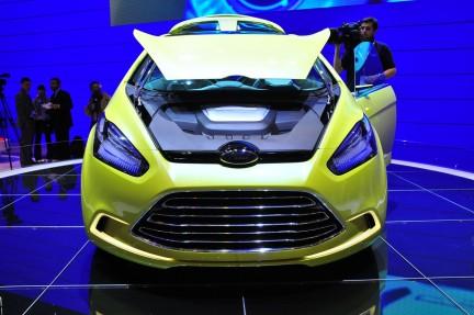 Primul Ford produs în România prezent la Geneva