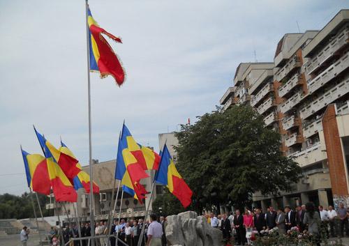 Ziua Imnului Naţional sărbătorită la Satu Mare