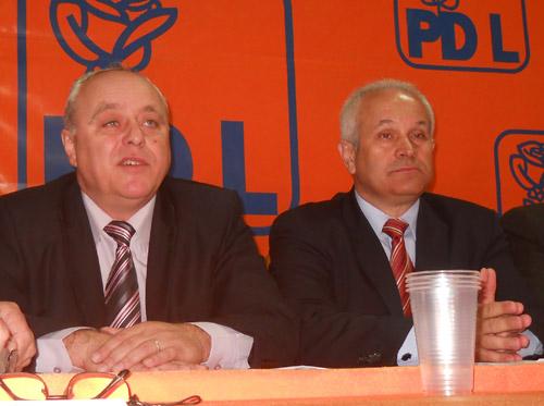 Nicolae Şuta – candidatul PDL pentru Primăria Satu Mare