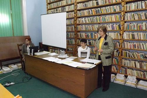 bibliotecari