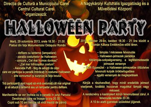 Halloween-carei