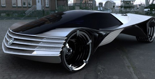 thorium-laser-car-technology