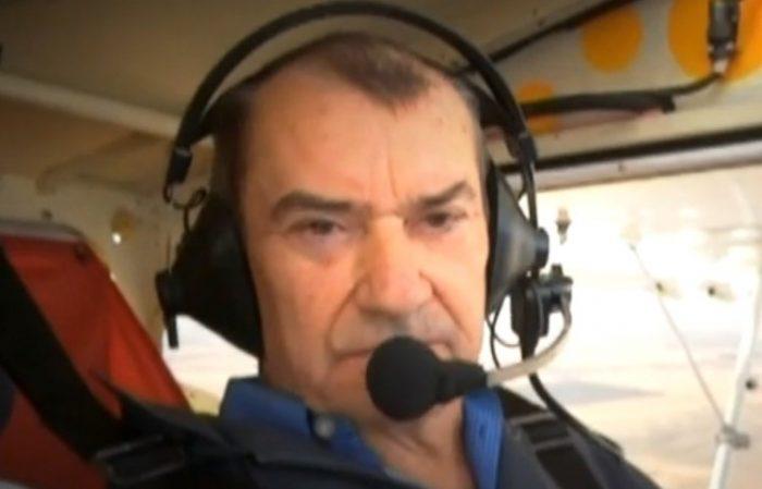 Pilotul Ștefan Fazekas – drumul spre … ultimul drum