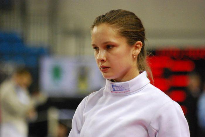 Simona Pop a cucerit medalia de argint la Cupa României la spadă