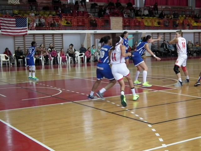 Baschet: CSM Satu Mare-CSU Alba Iulia 80-87