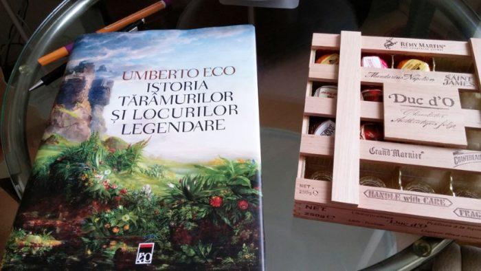 """Umberto Eco – """"Istoria tărâmurilor și locurilor legendare"""""""