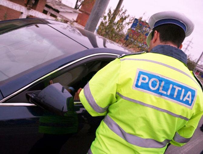 Polițiștii rutieri nu iartă nimic. Amenzi cu nemiluita