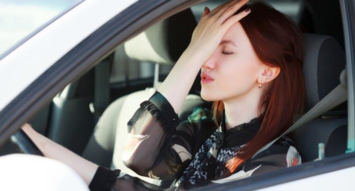 Trei șoferi încep anul cu permisele reținute
