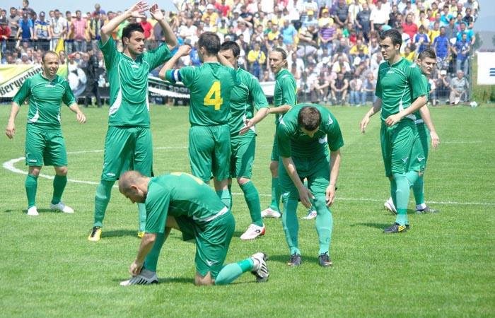 Fotbal: CS Mioveni – FC Olimpia 1-0