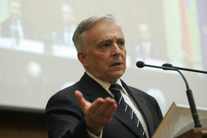 """Mugur Isărescu: """"N-am fost pregătiţi să intrăm în Uniunea Europeană"""""""