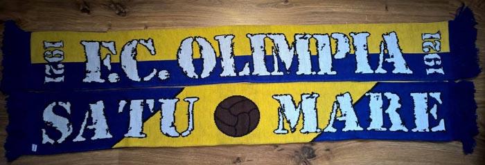 Fulare de la FC Olimpia Satu Mare