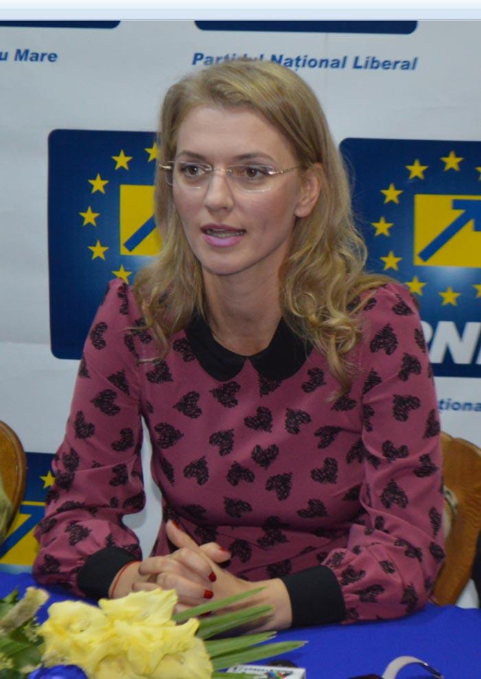 PNL Satu Mare vrea să bată PSD-ul la parlamentare. Vezi ce spune Alina Gorghiu (Video)