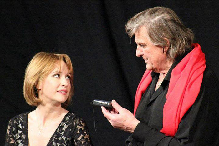 Florin Piersic va juca pe scena Teatrului din Carei