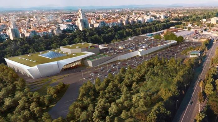 NEPI va construi un mall regional la Satu Mare