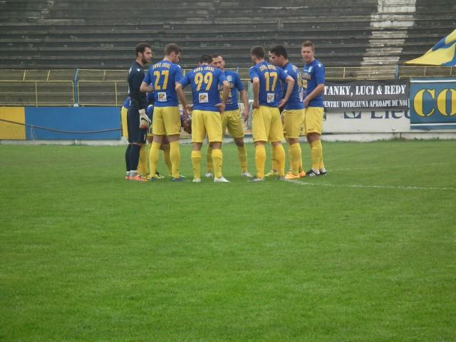 Fotbal: Olimpia – Luceafărul Oradea