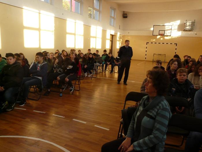 """Jandarmii, alături de elevi în săptămâna """"Școala Altfel"""""""