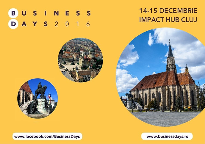 Cluj Business Days 2016 : Creşterea implicării echipelor, prioritatea numărul 1 a managerilor din Cluj
