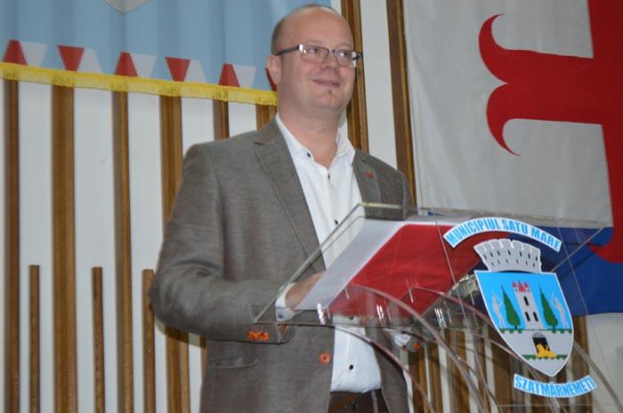 Primarul Kereskenyi Gabor îi răspunde lui Radu Roca