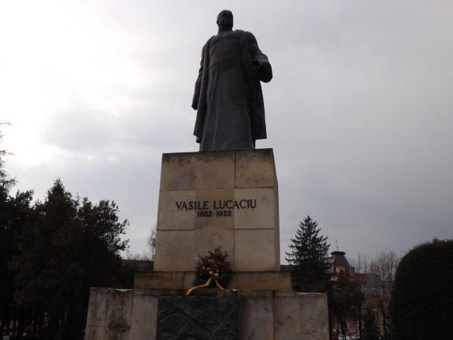 Manifestări dedicate memoriei lui Vasile Lucaciu. Când și unde vor avea loc
