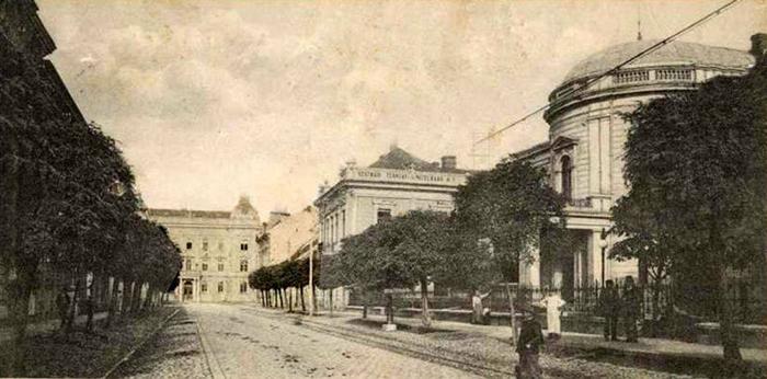Cum arăta strada Horea, cu 100 de ani în urmă (Foto)