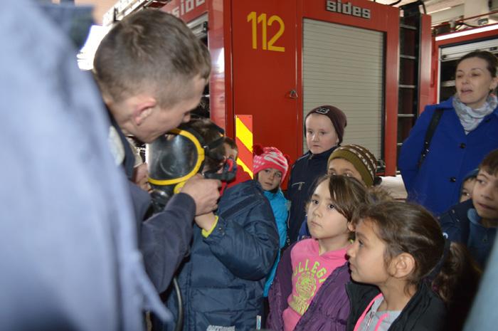 Ziua porților deschise la pompieri (Galerie Foto&video)