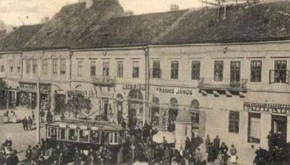Tramvaie în Satu Mare, cu 100 de ani în urmă (Foto)
