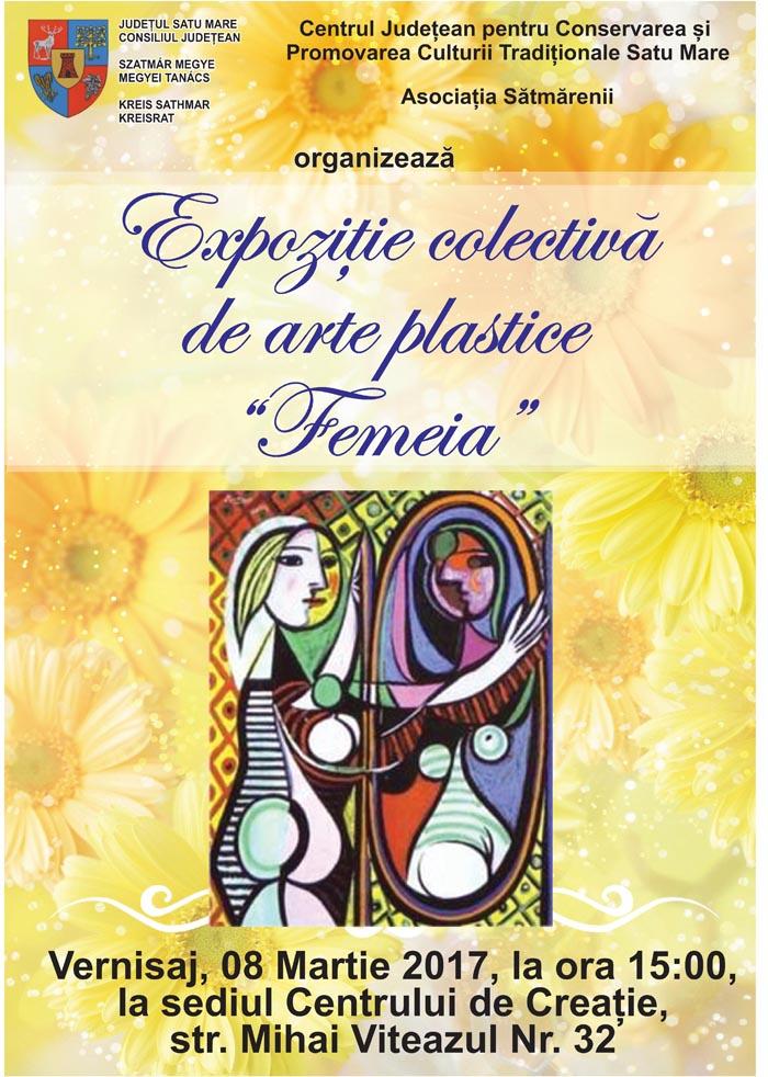Expoziție dedicată Zilei Femeii