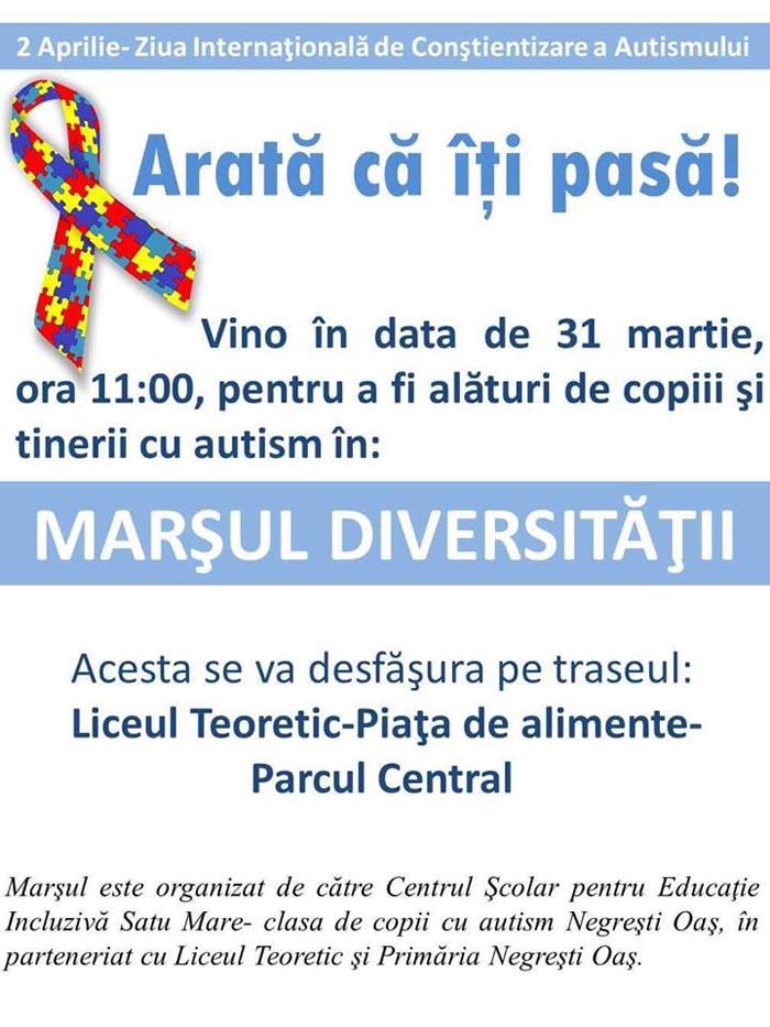"""""""Marșul Diversității"""" la Negrești-Oaș. Când va avea loc"""