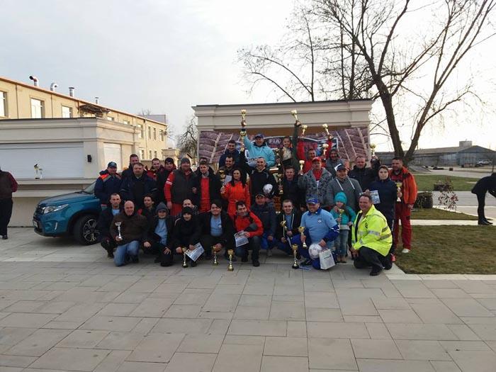 Campionatul Internațional de Rally Sprint ACR 2017. Vezi lista cu câștigătorii competiției (Foto)