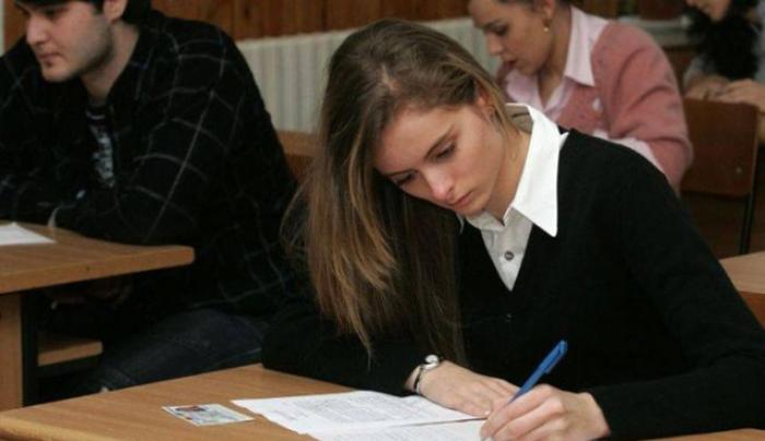 598 de elevi au lipsit azi de la simularea probelor scrise ale examenelor naționale