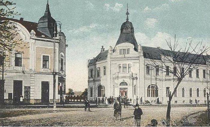 Cum arăta Poșta de pe strada Mihai Viteazul, cu 100 de ani în urmă (Foto)