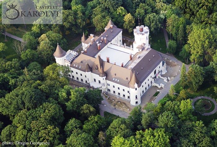 Când va fi deschis Castelul Károlyi în perioada Sărbătorilor Pascale