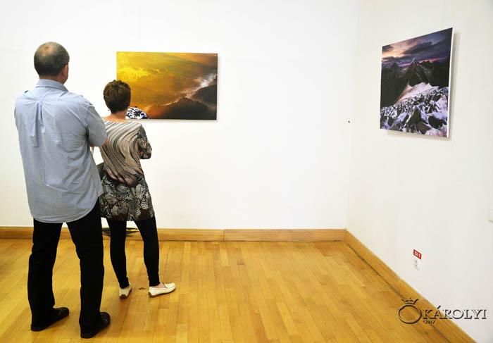 Expoziție de fotografie la Castelul din Carei (Foto)