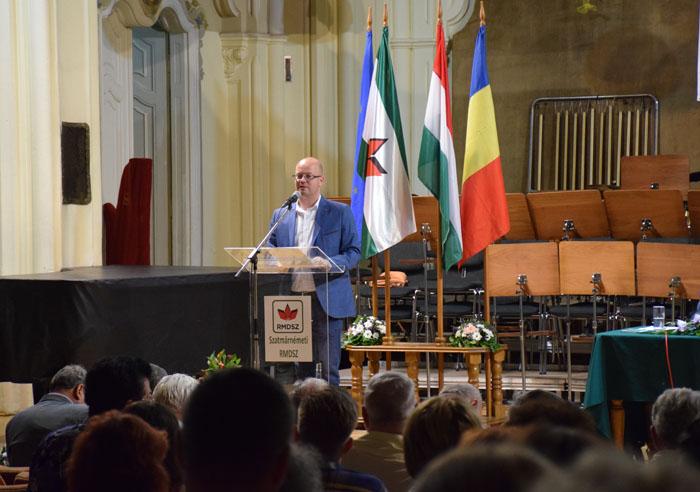 Kereskenyi Gabor, reconfirmat în funcția de președinte al Organizației Municipale a UDMR Satu Mare