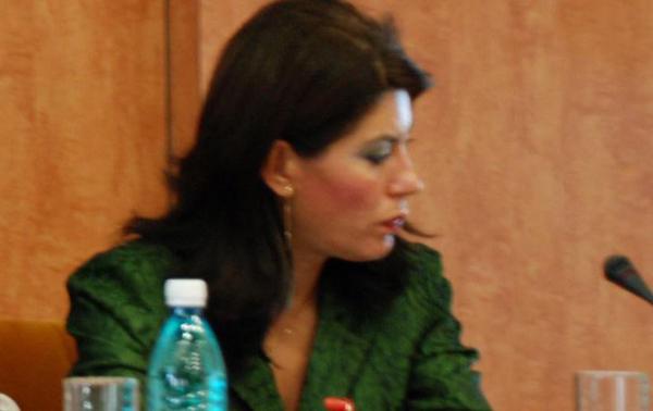 Mirela Călugăreanu, noul președinte ANAF